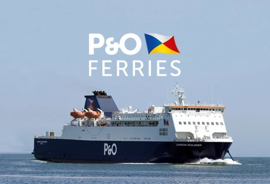 Selected P&O Ferries Routes are Open for 2021