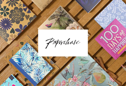 You Can Purchase Albums & Scrapbooks for 20% Less at Paperchase