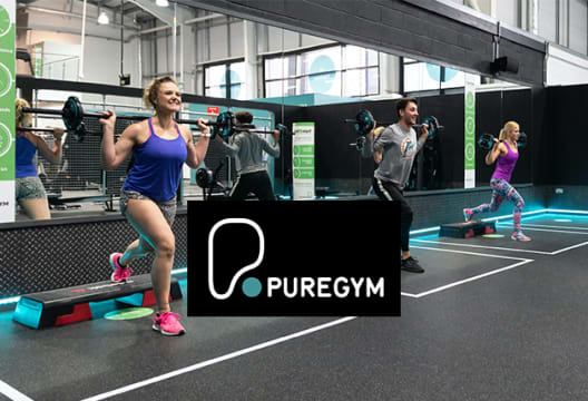 10% Off Memberships When Paying in Advance at Pure Gym