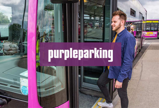 Book Your Parking, Hotel or Lounge and Get 15% Off with Purple Parking - Airport Parking