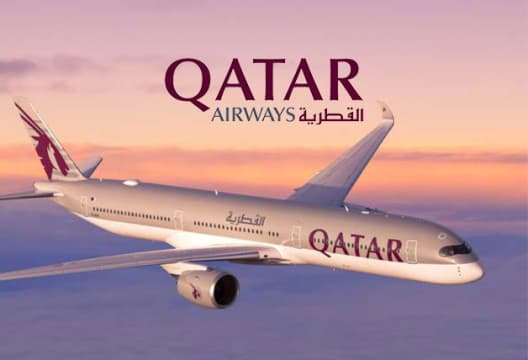 At Qatar Airways Save up to 5% on Economy Return Tickets and Enjoy Extra Baggage Allowance