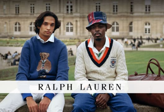 Find Men's Polo Shirts from as Little as £75 When You Shop at Ralph Lauren