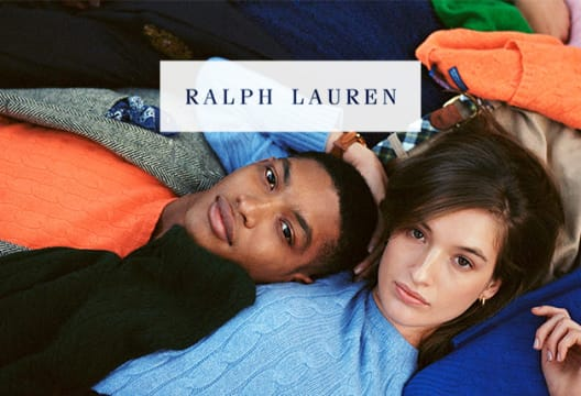 Spend £70 or More at Ralph Lauren to Get Free Shipping