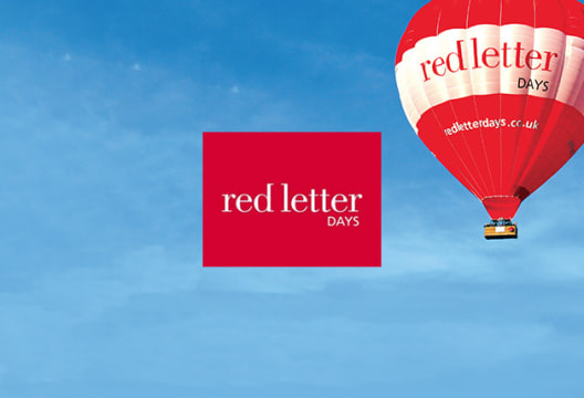20% Off Selected Red Letter Days Orders