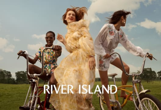Shop at River Island for the First Time and Save 15% on Orders Over £65