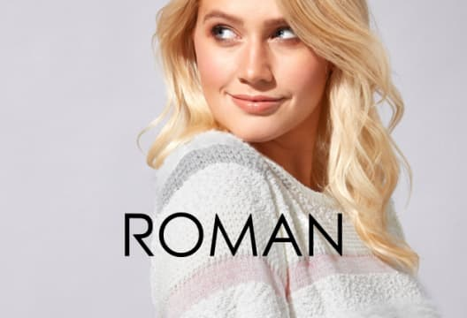 Bag a 25% Saving on First Orders Over £65 at Roman Originals