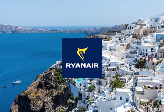 Save up to 25% on Seat Booking at Ryanair