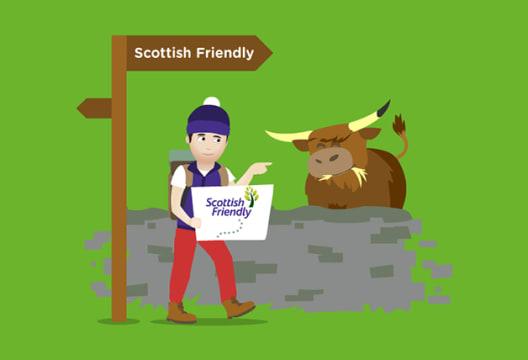 Invest £50 per Month to Receive a £100 My Rewards Gift Voucher at Scottish Friendly