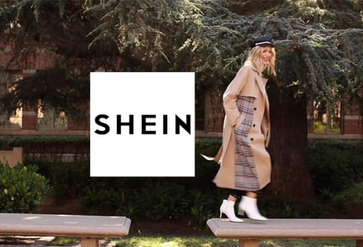 Grab a £30 Discount on Orders Over £160 at SHEIN