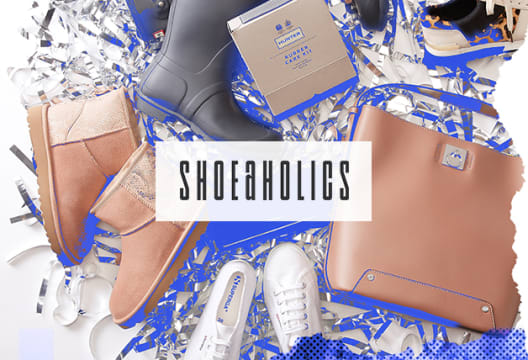 Grab a Treat  - Extra 20% Off First Orders with Newsletter Sign-ups at Shoeaholics