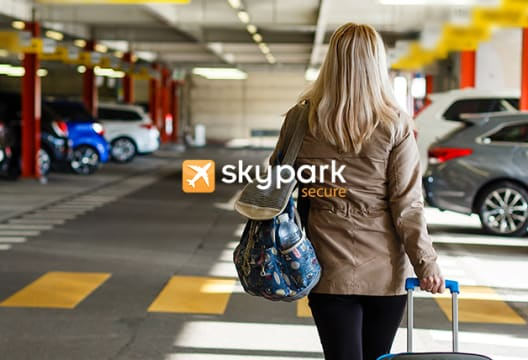 Selected Bookings at SkyParkSecure Get 35% Off
