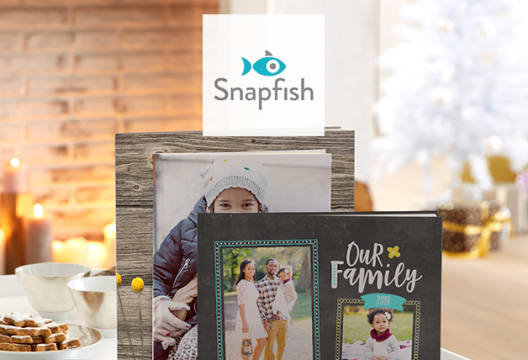 At Snapfish You Can Save 50% on Orders Over £50