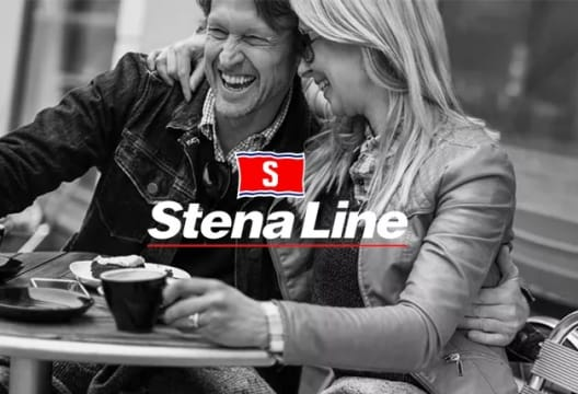 Up to £10 Discount with Online Bookings at Stena Line