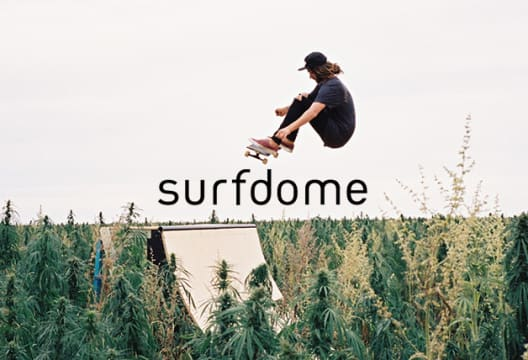 Spend £75 or More and Get Free UK Next Working Day Delivery at Surfdome