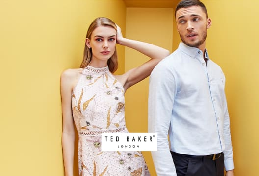 The End of Season Sale has Arrived Discover 50% Off at Ted Baker