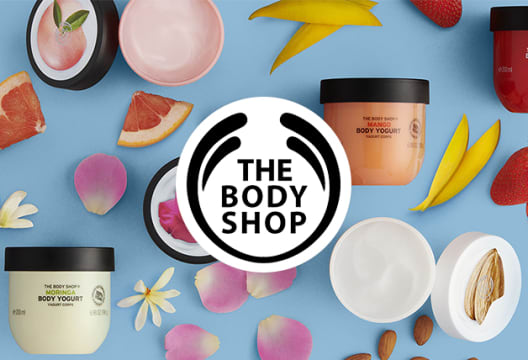Enjoy a 20% Discount on Your The Body Shop Purchases