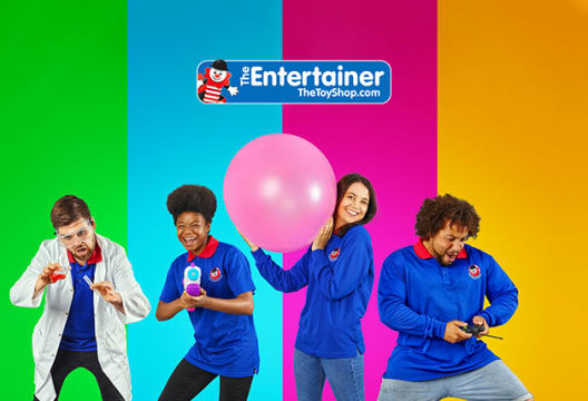 Use this Code for 20% Off Mattel Toy Orders at The Entertainer