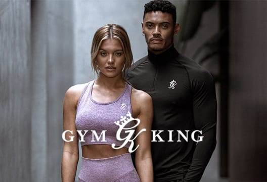 Grab a £10 Saving on First Orders Over £50 at The Gym King
