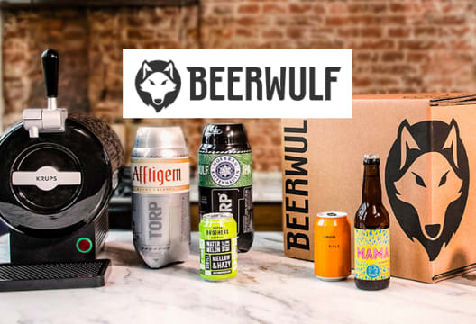 Discover up to 35% Off in the Sale at Beerwulf