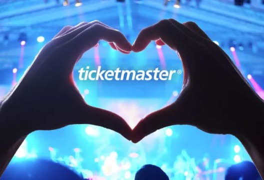 Treat Them to a Ticketmaster Gift Card from Just £10