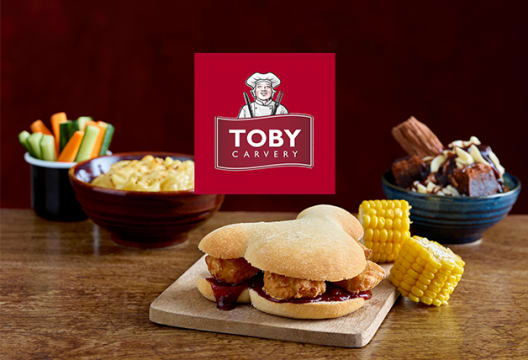 Register with Toby Carvery and Find 25% Discount on Mains