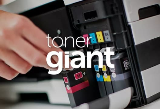 Save 15% on Compatible Ink and Toner Orders at Toner Giant