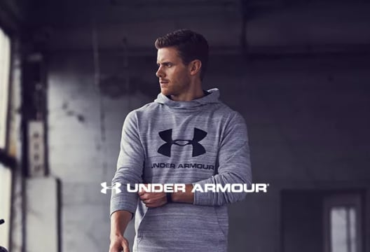 Enjoy 10% Off Your Under Armour Order When You Sign-up to the Newsletter
