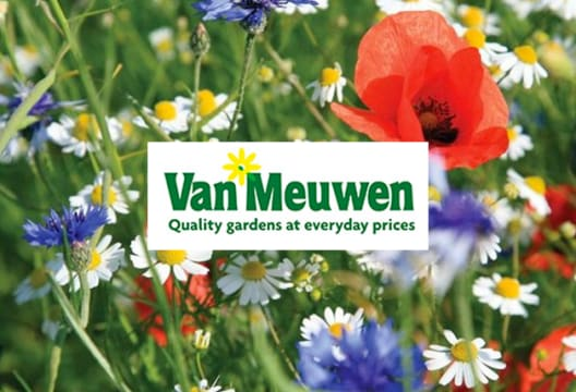 Get 10% Off at Van Meuwen When You Sign-up for the Newsletter
