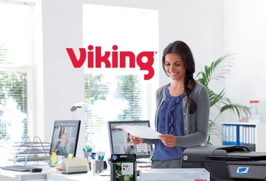 Save 10% When You Spend Over £60 on Your First Order at Viking