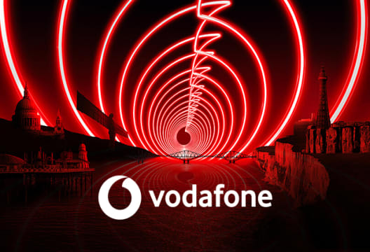 £65 Gift Card with Pay Monthly Contract Orders Over £50 at Vodafone