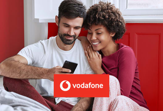 Get Unlimited Data with 50% Off Sim Only Plans at Vodafone