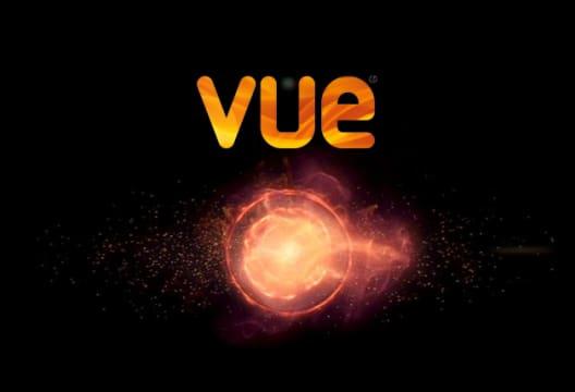 40% Off Cinema Tickets at Vue Cinema
