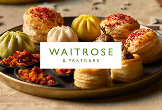 Get All Groceries for Up to 50% Less at Waitrose & Partners