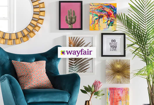 Discover Deals at Wayfair and Save up to 50%