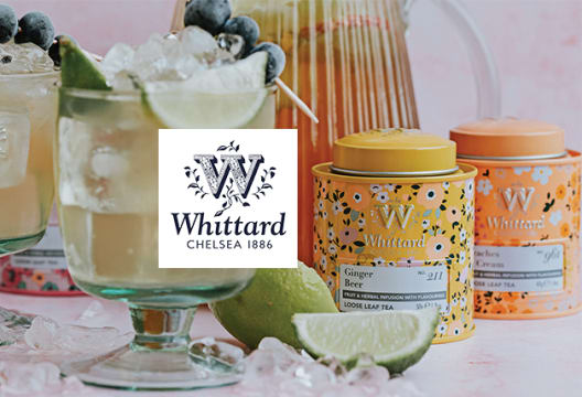 Spend Over £35 at Whittard of Chelsea and Get 15% Off your Order
