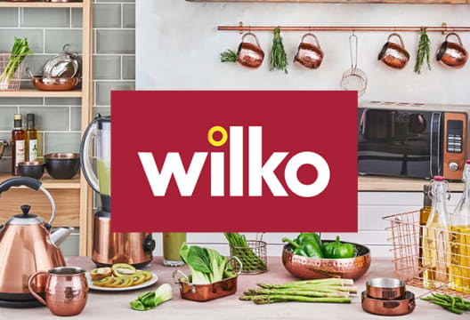 Home Living at Wilko Now Has up to 25% Off