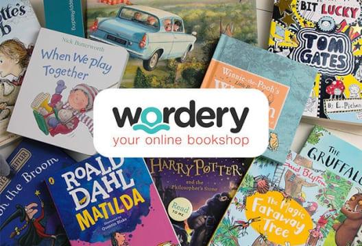 Get 10% Off Orders at Wordery