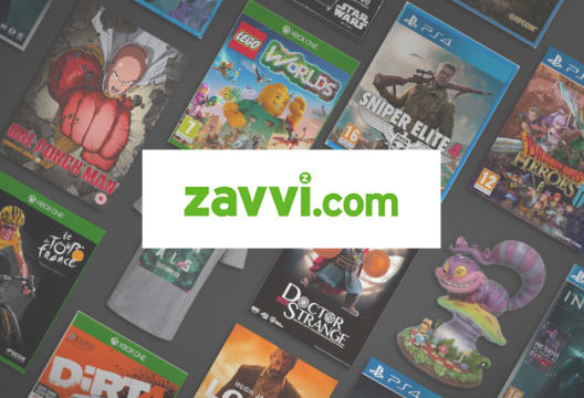 Save £10 on Orders Over £100 at Zavvi
